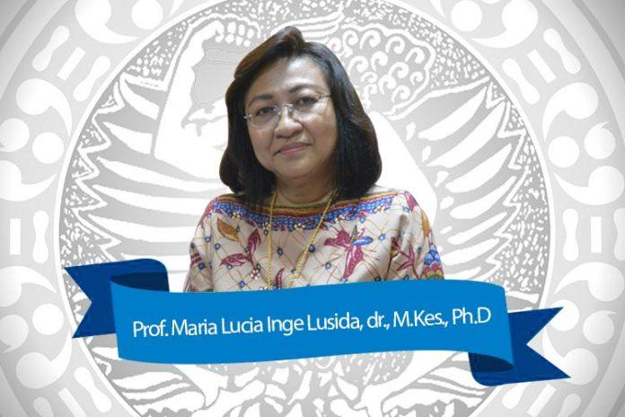 Prof. Maria Inge Lusida, dr., M.Kes., Sp.MK(K)., Ph.D
